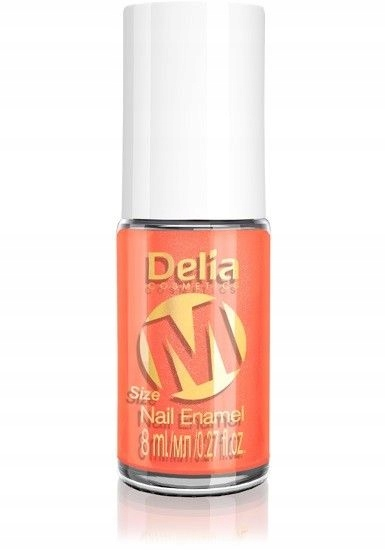 Delia Cosmetics Size M Emalia do paznokci 3.04 8