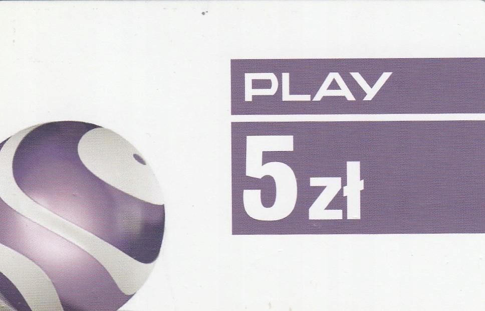 Play 5zł (2019/06/30)