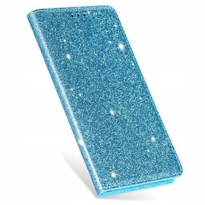 Kabura brokat gliter ozdobna magnet Samsung A51