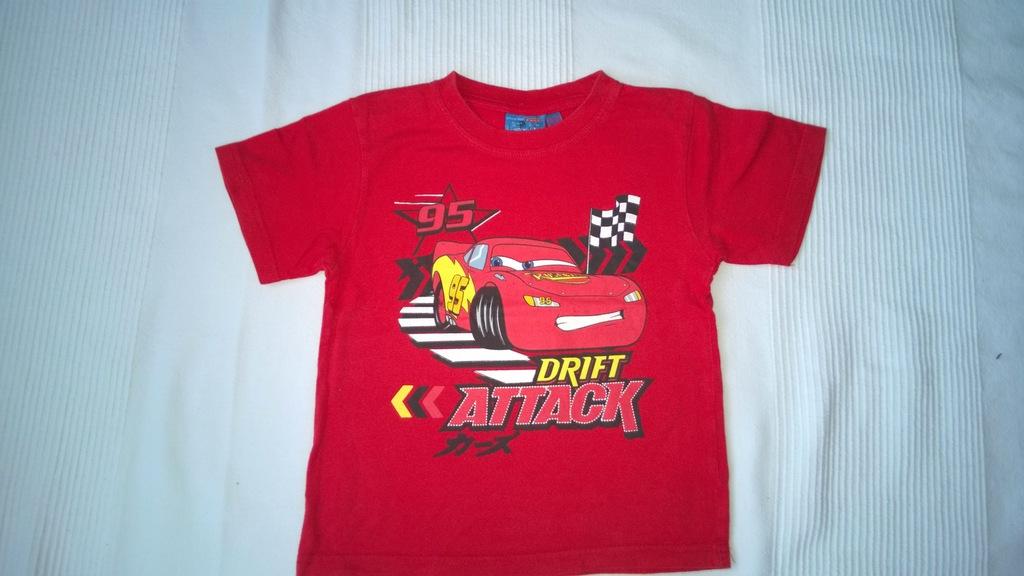 Koszulka Disney 98/104 Cars