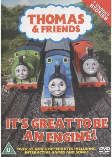 THOMAS & FRIENDS It's Great To Be An Engine!