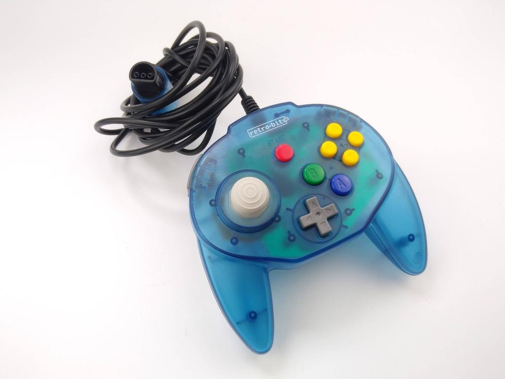 Pad RetroBit N64 ! Nintendo