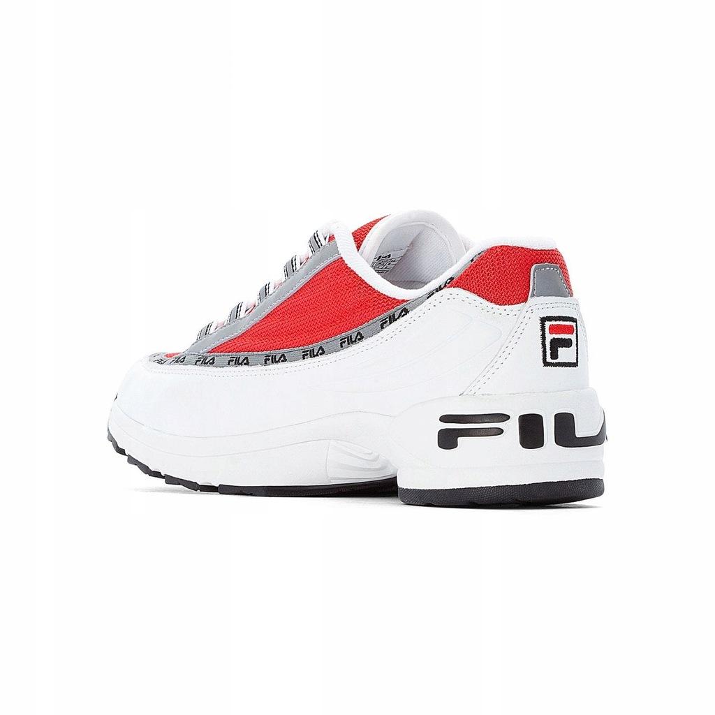 FILA DSTR97 MEN RED WHITE