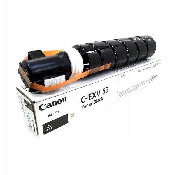 Canon oryginalny toner CEXV53, black, 42100s, 0473