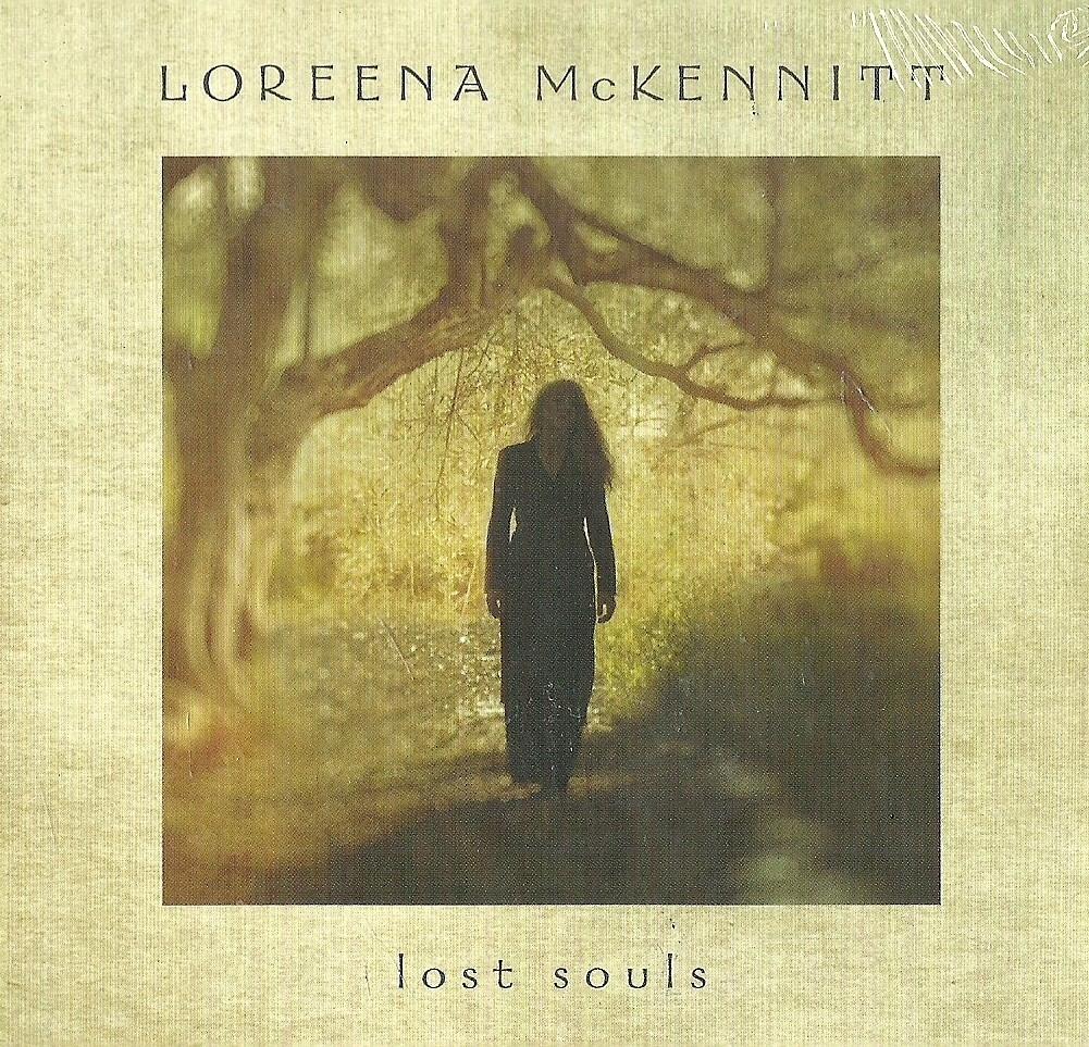 Loreena Mckennitt Lost Souls CD