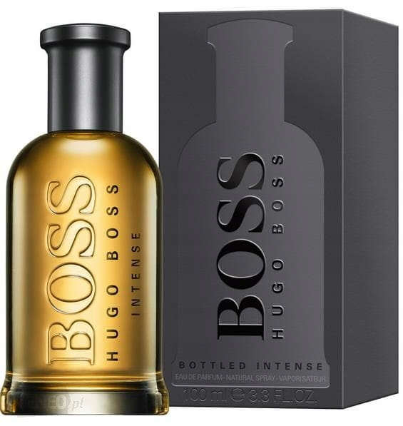 HUGO BOSS BOTTLED INTENSE 100 ML EDP PRODUKT