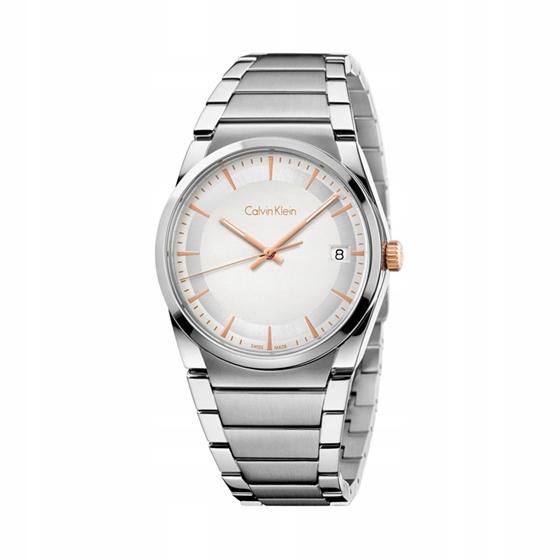 Meski zegarek na reke Calvin K