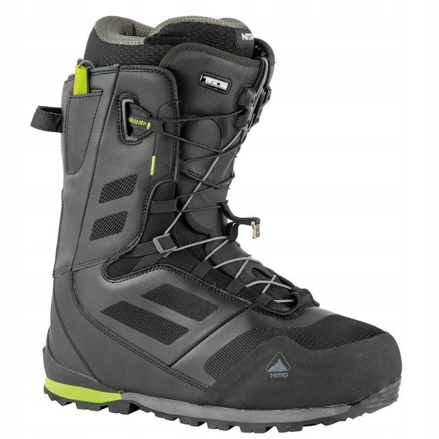 Buty snowboardowe NITRO Incline z 1800PLN EU46
