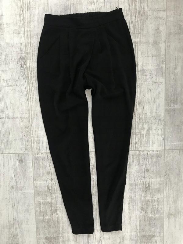 RESERVED___spodnie RURKI wysoki stan 34 XS