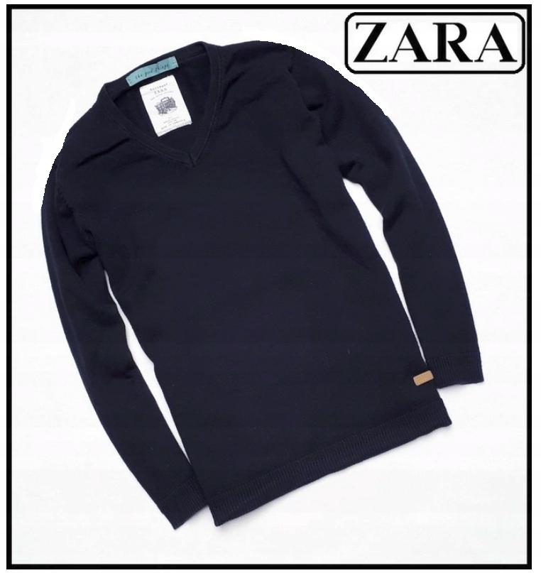 ZARA SWETER sweterek rozmiar 116 122