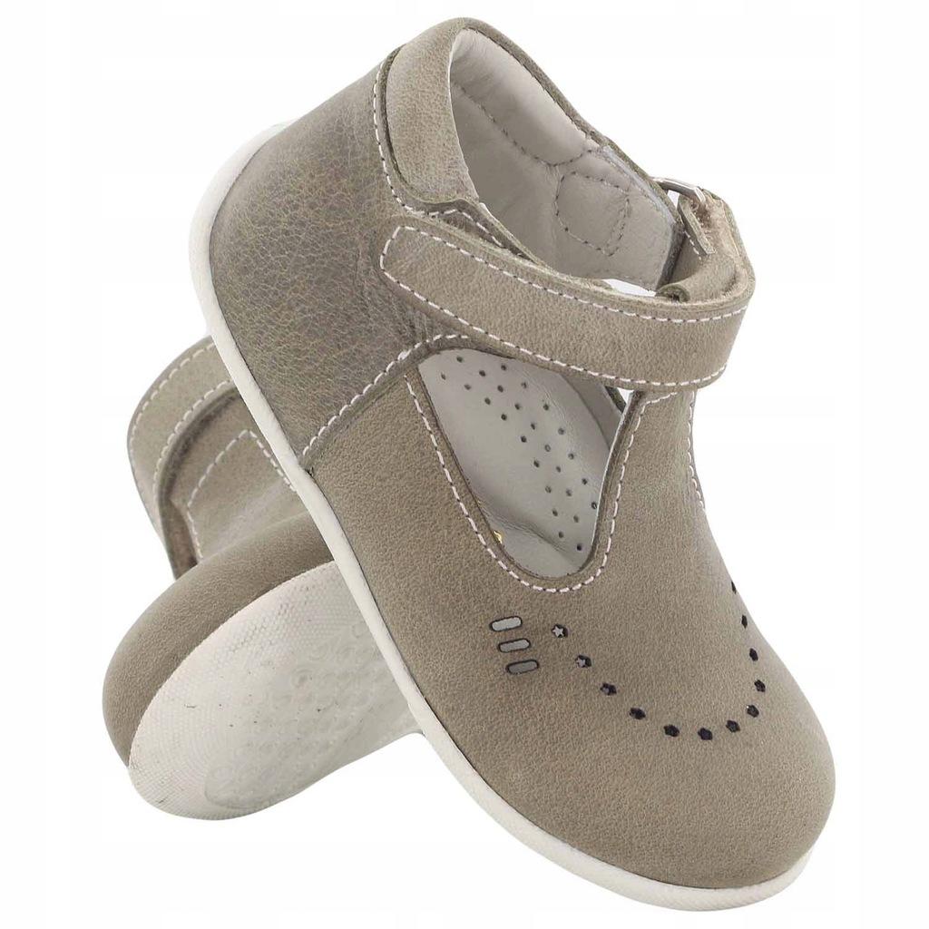 ORTOFARM obuwie dla niemowląt zdrowotne OF-F-164