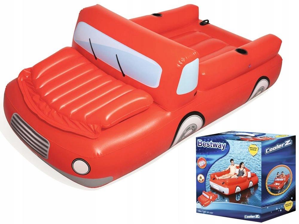 Bestway Materac auto z lodówką 280 x 149cm