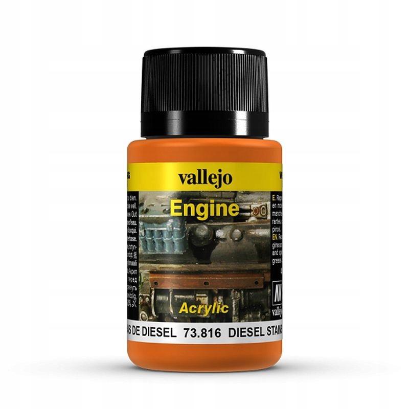 Vallejo Engine Effects Diesel Stains 40ml 73.816