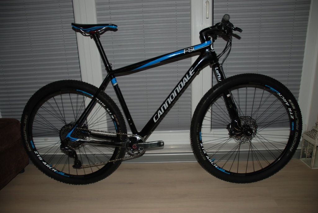 Cannondale FSi Carbon 2!! Lefty 2.0!! X01! Si! 9kg