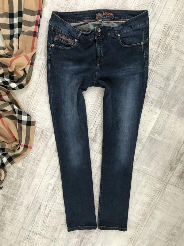 DIESEL__SLIM STRETCH rurki jeans 34/32 44