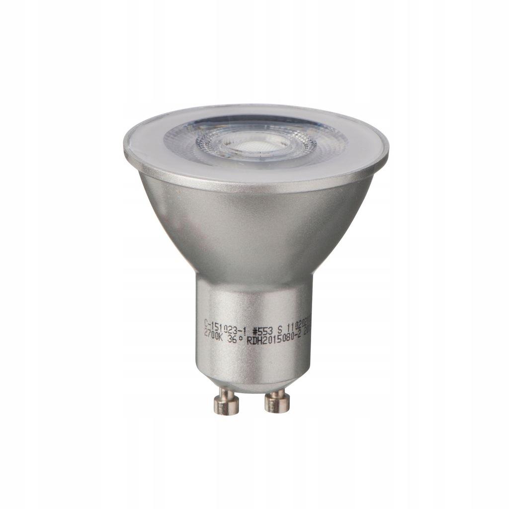 Diall Żarówka LED GU10 230lm 3,3W ciepły A/P74
