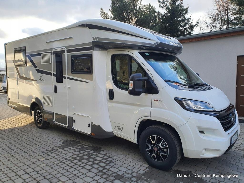 Mobilvetta Kea P90 Kamper Camper model 2021 NOWY