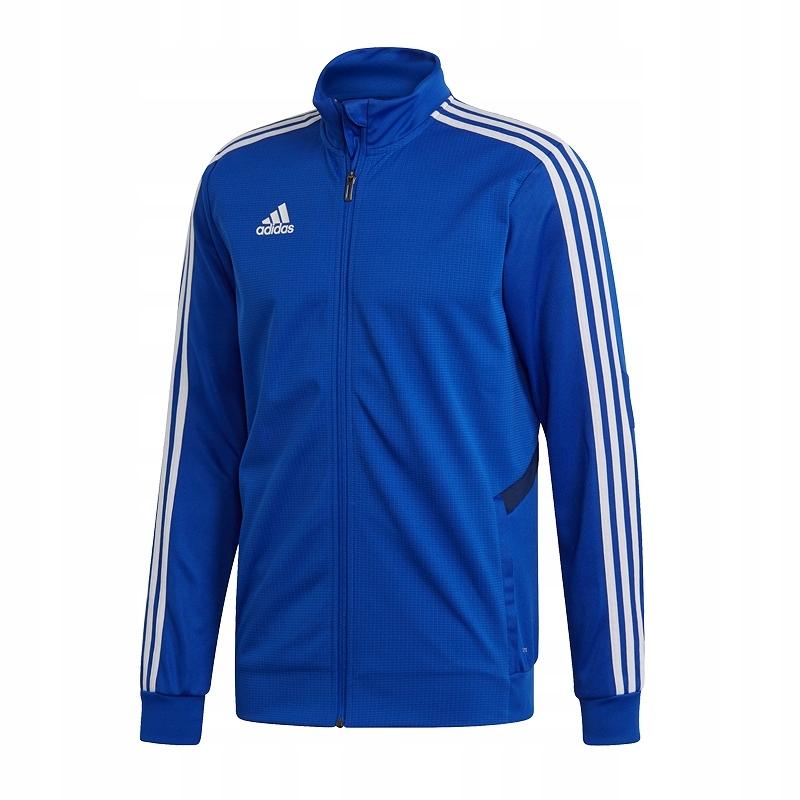 Bluza Adidas niebieska L