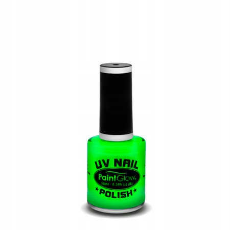 Lakier do paznokci UV PaintGlow Zielony