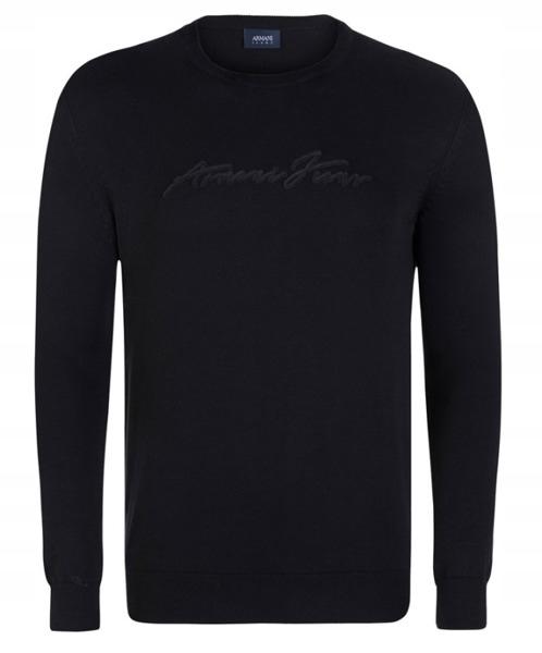 KARDIGAN EMPORIO ARMANI C-neck Black 991