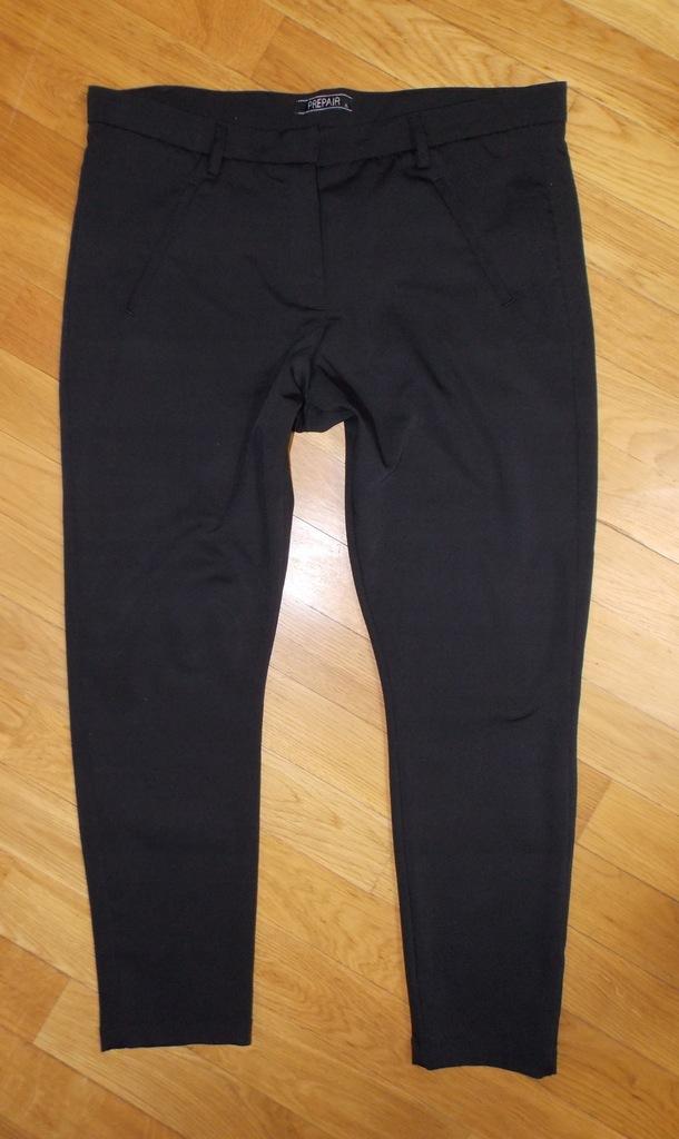 Spodnie styl j ASOS cygaretki wizytowe biuro 44