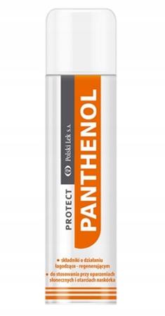 Panthenol Protect Pianka 150 ml na oparzenia
