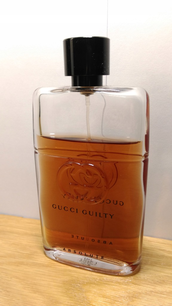 Gucci Guilty Absolute 70/90 ml Unikat 2017r
