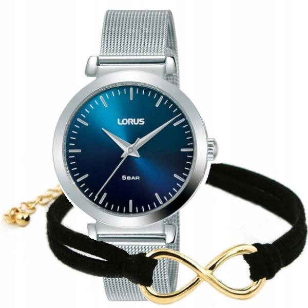 Klasyczny zegarek damski LORUS RG213RX9 +GRATIS