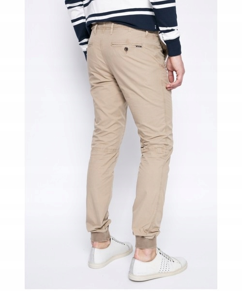 TOMMY HILFIGER CHINO ACTIVE PANT W33 L34