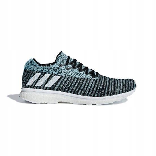Mody Adidas Adizero Prime Sprint Spikes Białe Czarne