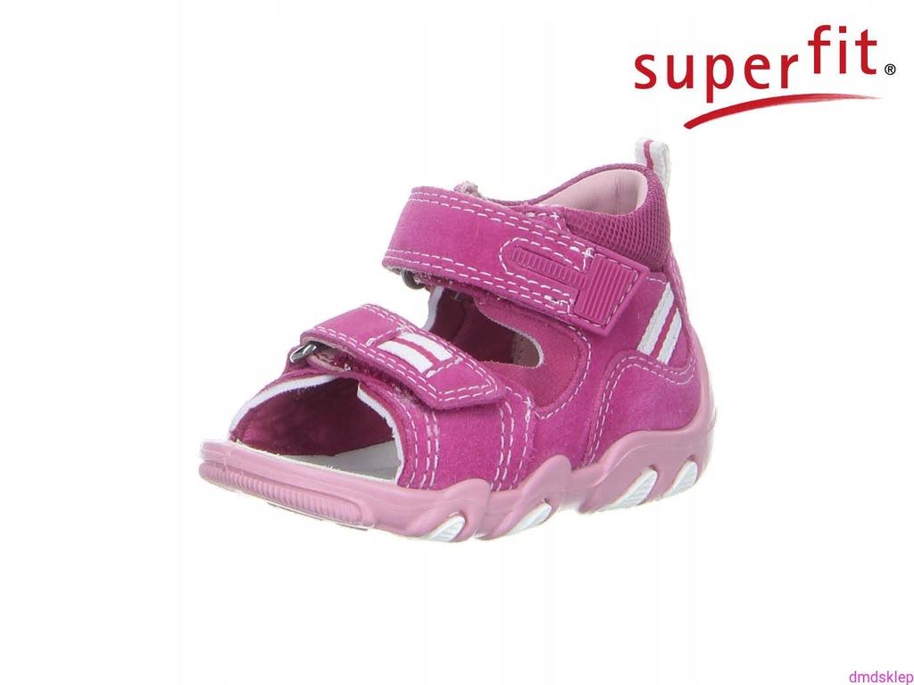 Sandały Superfit 4-00033-74 FLOW r22