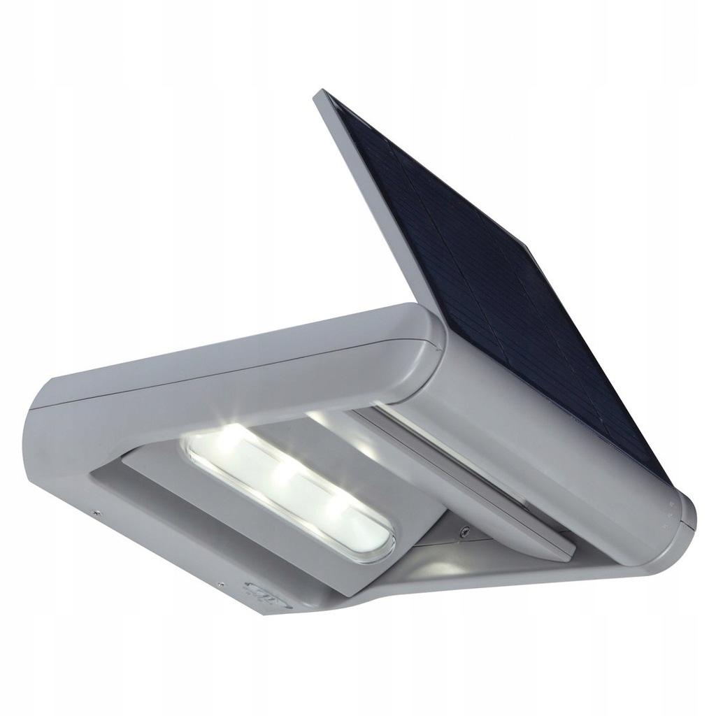 Solarna lampa ścienna GreenBlue GB131 LED 12W - dw