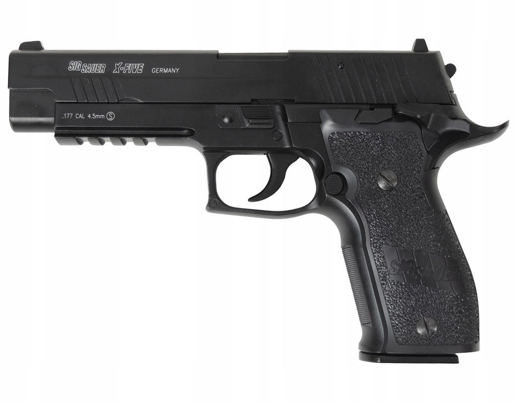 Wiatrówka Cybergun Sig Sauer P226 4,5 mm SportsBox