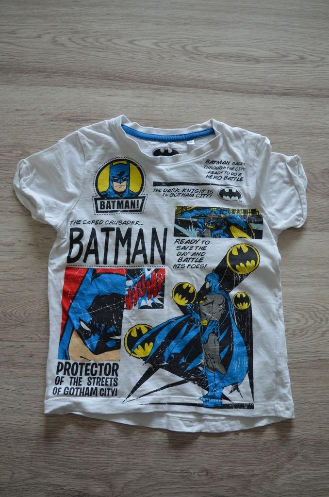 T-shirt koszulka BATMAN 110 C&A BDB