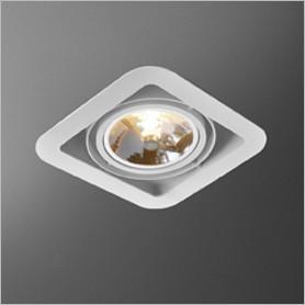 Lampa AQForm iFORM biały 30512-0000-T8-PH-03