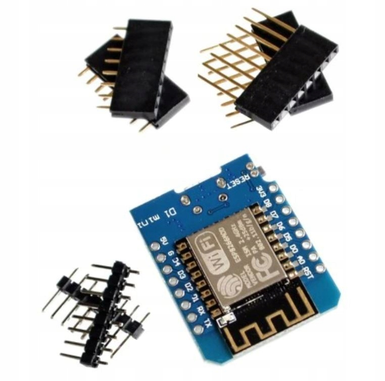 Moduł WiFi D1 mini ESP8266 EX Arduino IoT WEMOS