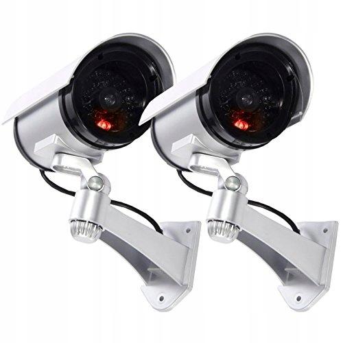 ATRAPA kamery z migającym światłem LED