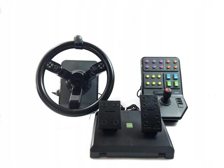 Kierownica Saitek Farming Simulator 9014516399 Oficjalne Archiwum Allegro