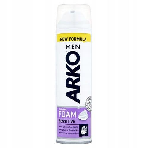 Arko Men Sensitive Pianka do golenia 200 ml