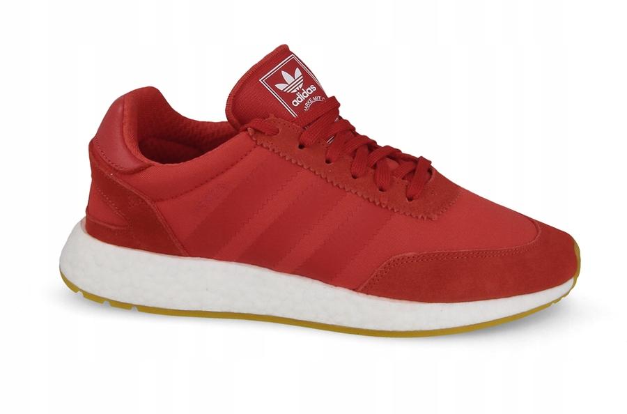 buty męskie adidas iniki i-5923 runner boost red gum d97346