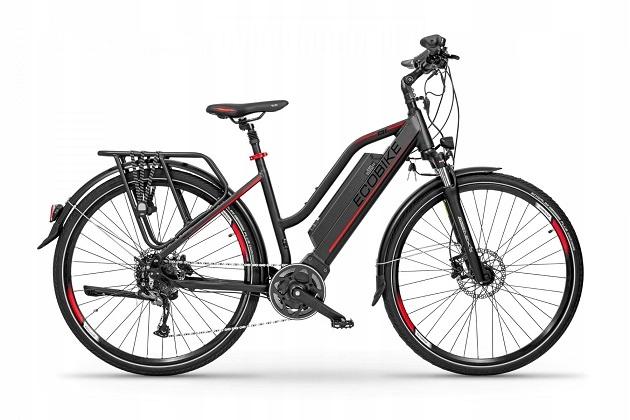 Rower Elektryczny Ecobike Rl 760w 40 Kmh Do 130 Km 8169512664 Oficjalne Archiwum Allegro