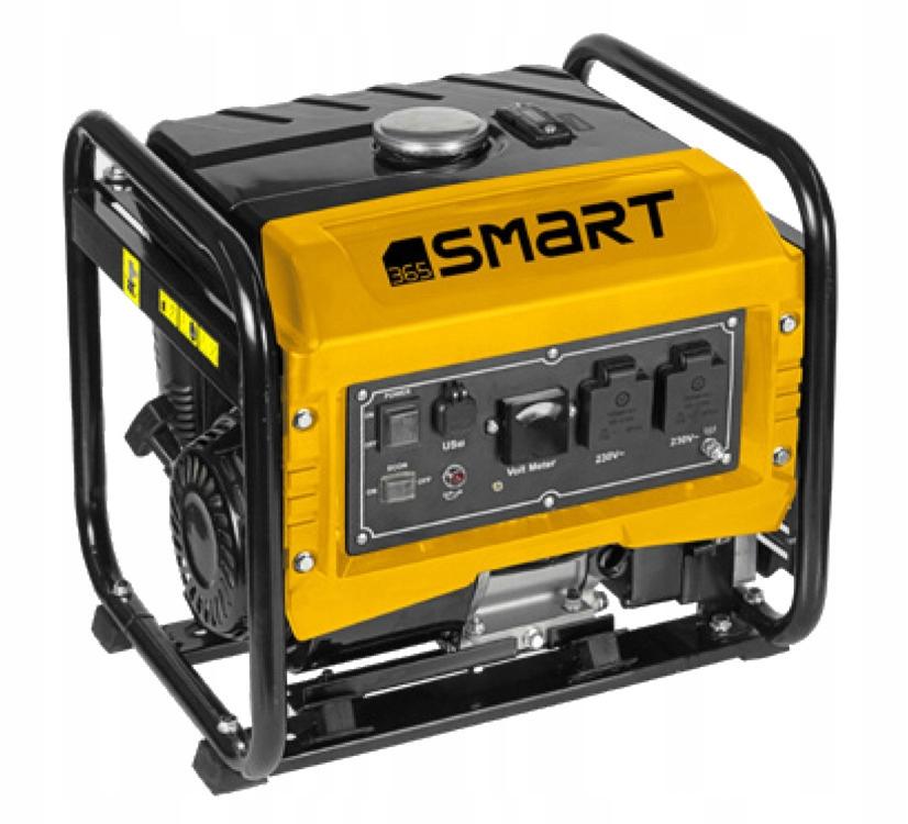 Smart SM-01-3300INV Agregat prądotwórczy 3,3 kW