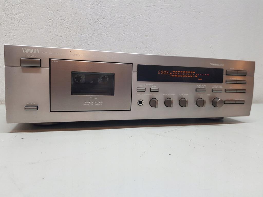 Extra- Yamaha- KX-390- 2 głowice-GWARANCJA-Okazja