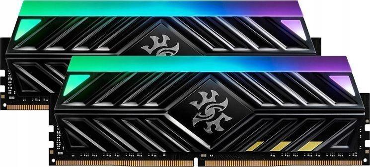Pamięć XPG SPECTRIX D41 DDR4 3200 DIMM 16GB)