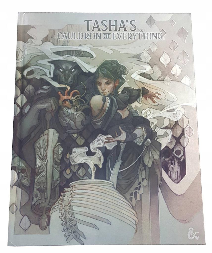DnD Tasha's Cauldron of Everything ALTERNATE COVER