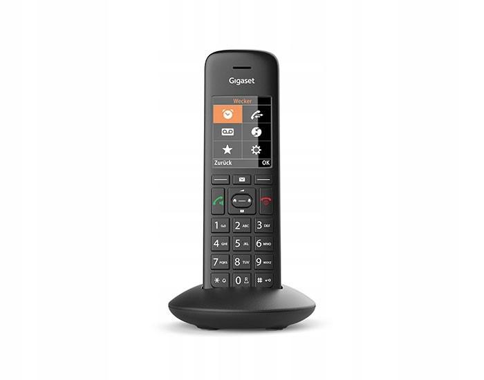 Telefon stacjonarny bezprzewodowy Gigaset C570HX