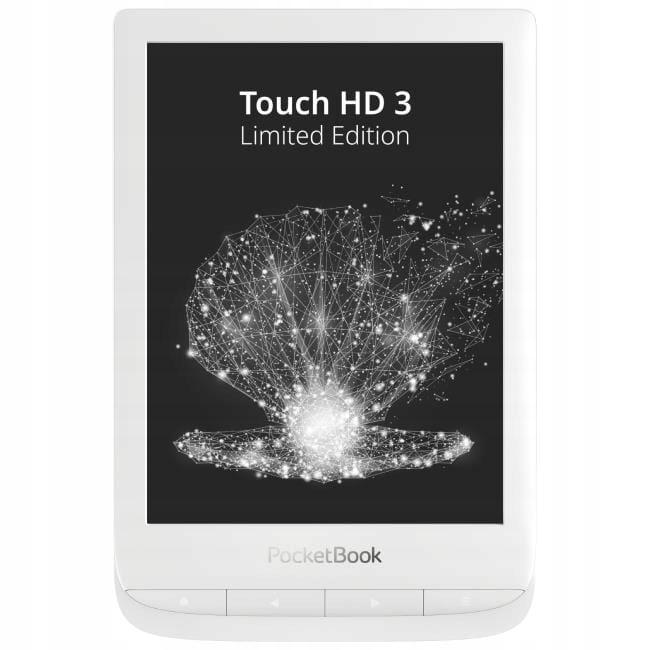 Touch HD 3 Edycja Limitowana Pearl White