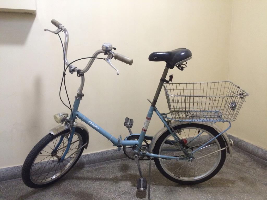 Rower składany Czajka