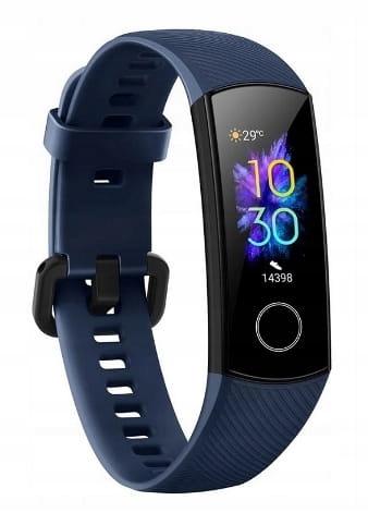 Opaska smartband Huawei Honor Band 5 - niebieska