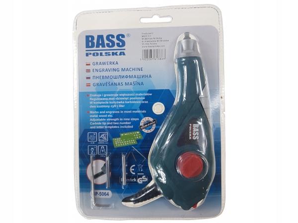 Grawerka elektryczna 35W Bass 5064